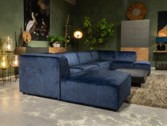 loungebanken stof