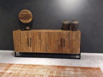 oud houten dressoir