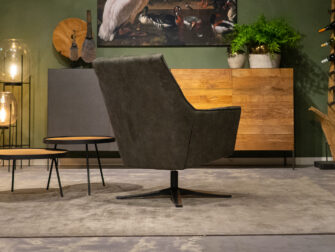relax fauteuil antraciet