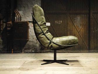 fauteuil brutus