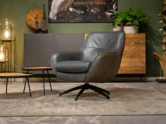 fauteuil met salontafel