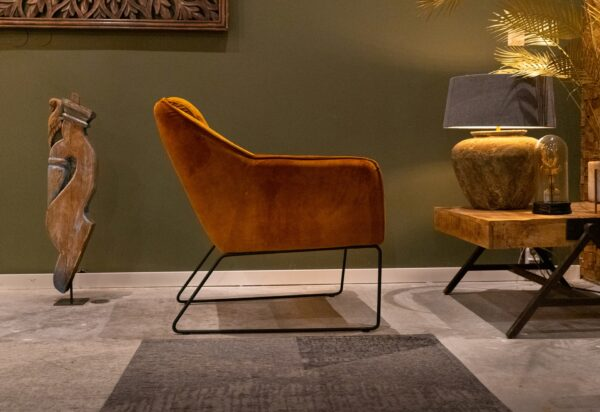 fauteuil smal frame