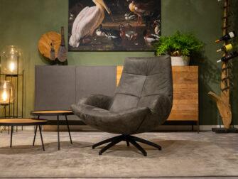relax fauteuils grijs