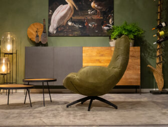 brede relaxfauteuil