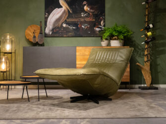 relax stoel groen