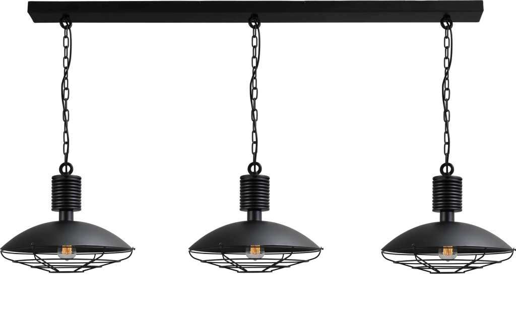 hanglampen 3 lichts