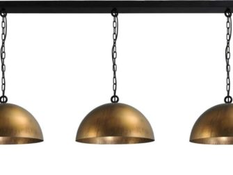 messing hanglamp