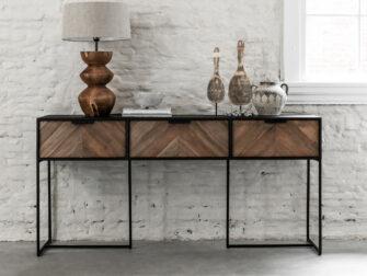 side table visgraat