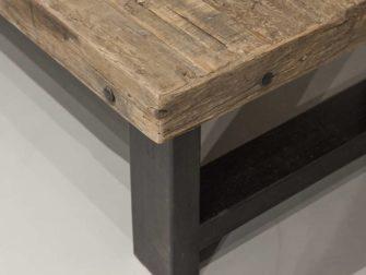salontafel oud hout