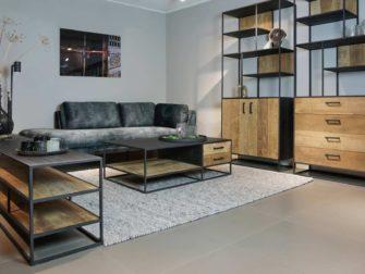Stoere meubelserie