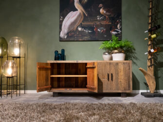 tv-meubel oud hout india