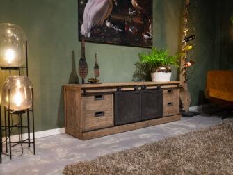 schuifdeur tv meubel