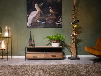 tv-meubel teakhout