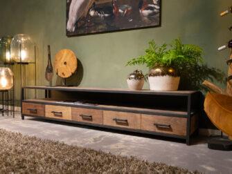 tv-meubel 5 laden