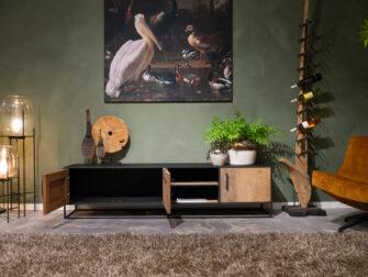 tv-meubel robuust