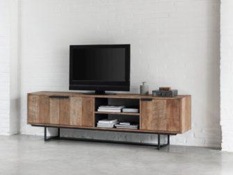 tv meubel op pootjes