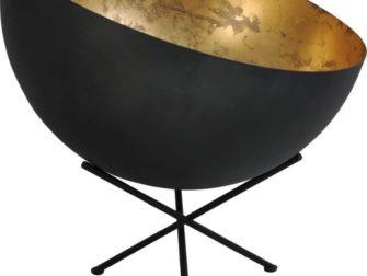 driepoot tafellamp