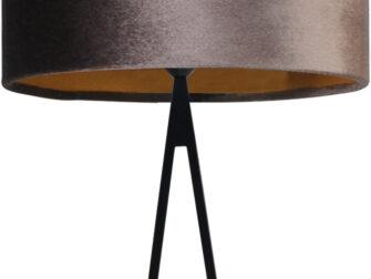 vloerlamp brown
