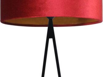 leeslamp rood