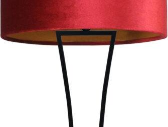 vloerlamp velvet