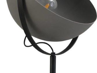 industriele lamp betonlook