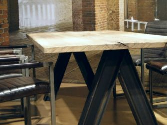 industriele tafel hakon