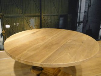 ronde kloostertafel