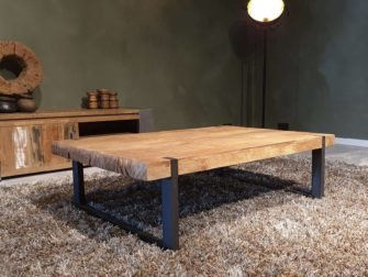 ruige salontafel